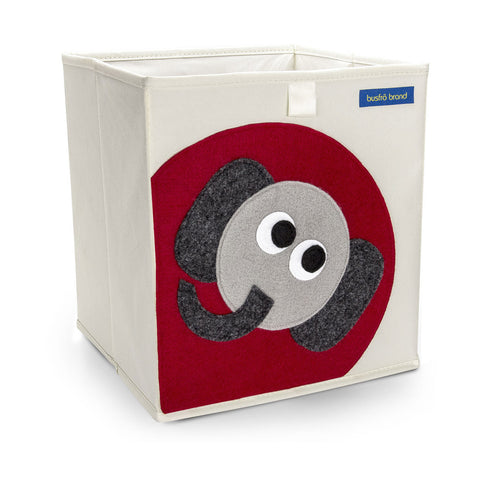Foldable Storage Bin (Elephant)