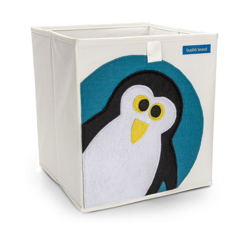 Foldable Storage Bin (Penguin)