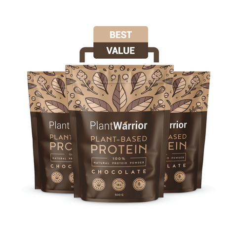Plant-Based Protein - 3 Month Supply (1.5kg)