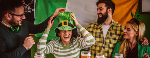 St Patrick's Day 2018: Your Greenest Year Yet
