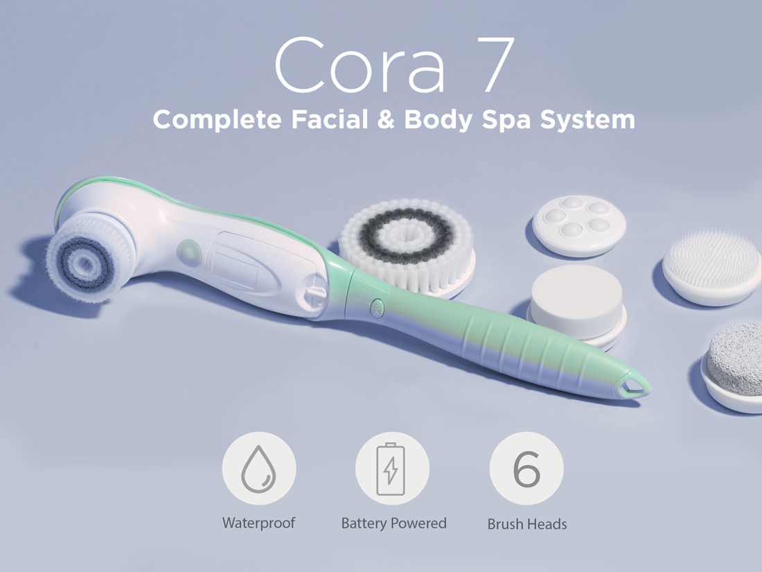 Cora 7 - Complete Facial & Body Spa System