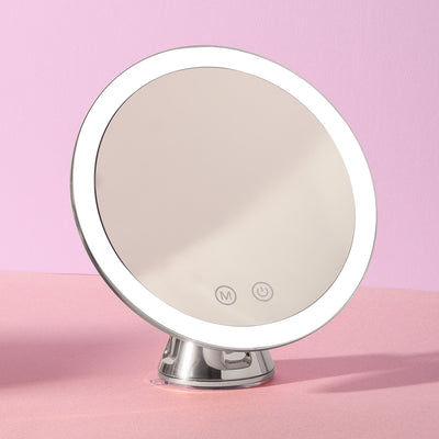 Fancii Lana lighted magnifying mirror for bathroom