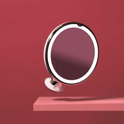 Fancii Maya LED magnifying mirror for bathroom