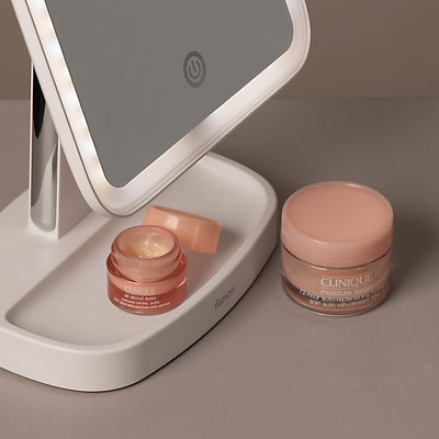 Fancii Aura makeup mirror with stand