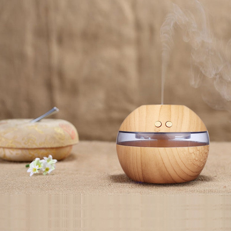 Woodgrain Ultrasonic Home Diffuser
