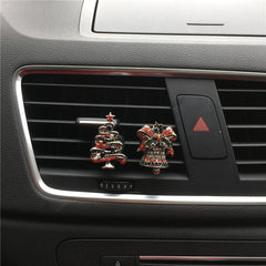 'Christmas Cheer' Festive Essential Oil Car Diffuser