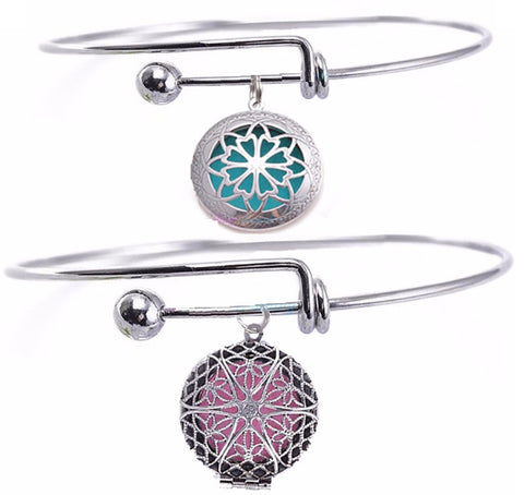 'Passion' Locket Bangle Diffuser