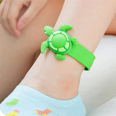 'Animal' Essential Oil Silicone Bracelet Diffuser