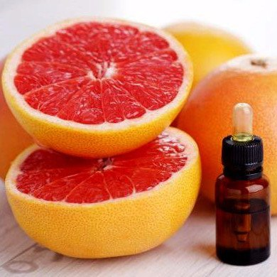 Oil - Grapefruit Essential Oil 10 Ml