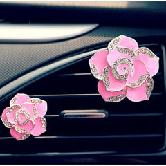'Blossom' Essential Oil Car Diffuser