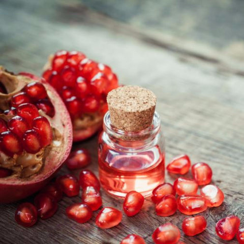 Pomegranate Carrier Oil (2 oz)