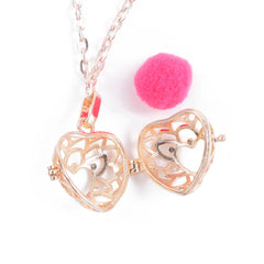 'Loving' Locket Necklace Diffuser