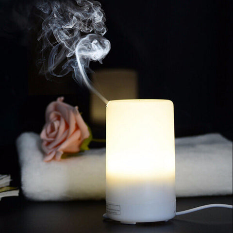 Home Essential Oil Diffuser: USB Plug