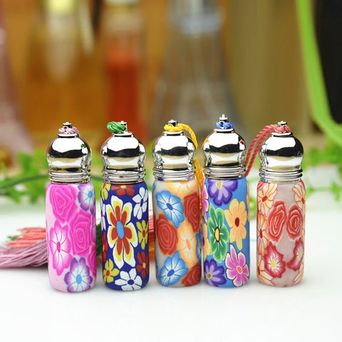 'Colorful' Roller Bottles