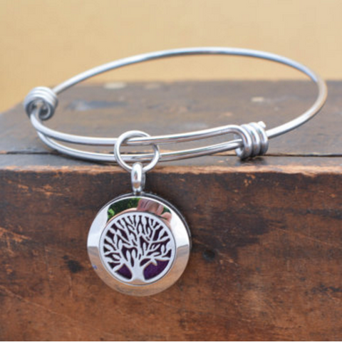 'Family' Locket Bracelet Diffuser