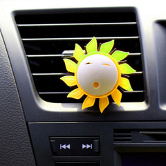 'Bright Sunflower' Essential Oil Vent Diffuser