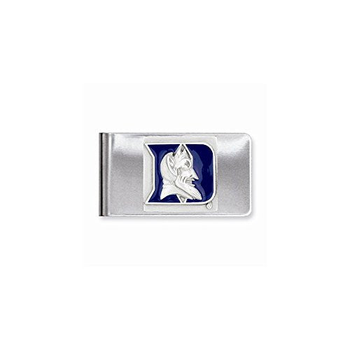 Collegiate Duke Money Clip - shopvistar