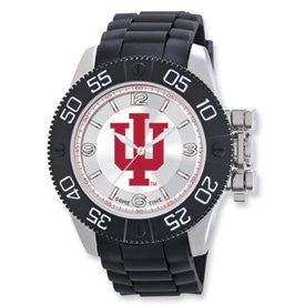 Mens Indiana University Beast Watch, Best Quality Free Gift Box Satisfaction Guaranteed - shopvistar