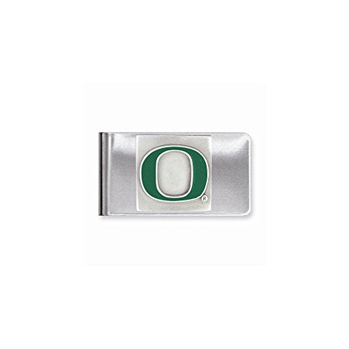 Collegiate Oregon Money Clip - shopvistar