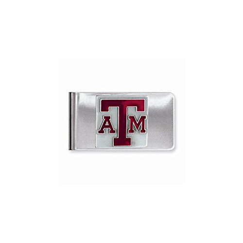 Collegiate Texas A & M Money Clip - shopvistar