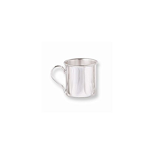 Sterling Silver Baby Cup - shopvistar
