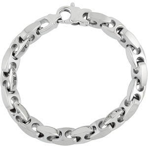 Stainless Steel 9mm Link Chain - shopvistar