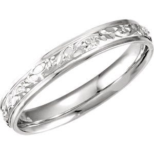 14K White Gold Bridal Duo, Size: 9 - shopvistar