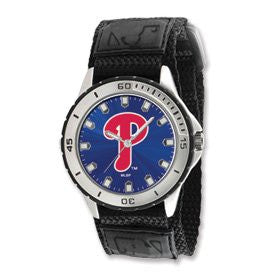 Mens Mlb Philidelphia Phillies Veteran Watch, Best Quality Free Gift Box Satisfaction Guaranteed - shopvistar