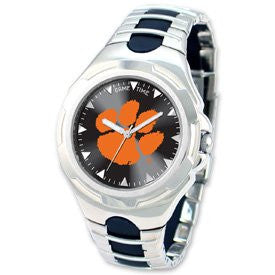 Mens Clemson University Victory Watch, Best Quality Free Gift Box Satisfaction Guaranteed - shopvistar