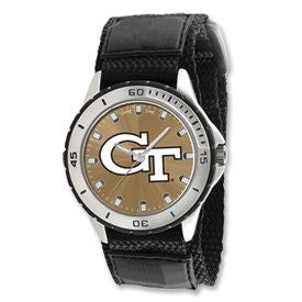 Mens Georgia Tech Veteran Watch, Best Quality Free Gift Box Satisfaction Guaranteed - shopvistar