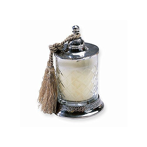 Vanilla Scented Jar Candle - shopvistar