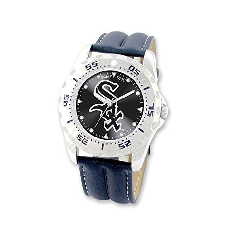 Mens Mlb Chicago White Sox Champion Watch, Best Quality Free Gift Box Satisfaction Guaranteed - shopvistar