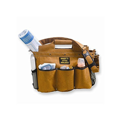 Daddy Builder Diaper Bag - shopvistar