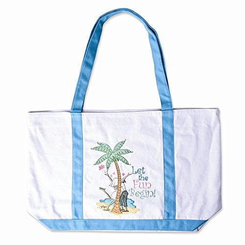 Let the Fun Begin Tote - shopvistar