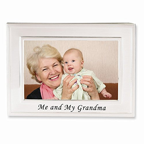 Me & My Grandma 6x4 Photo Frame - shopvistar