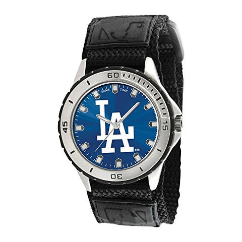 Mens Mlb Los Angeles Dodgers Veteran Watch, Best Quality Free Gift Box Satisfaction Guaranteed - shopvistar