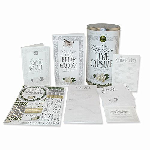 Milestone Collection Wedding Time Capsule - shopvistar