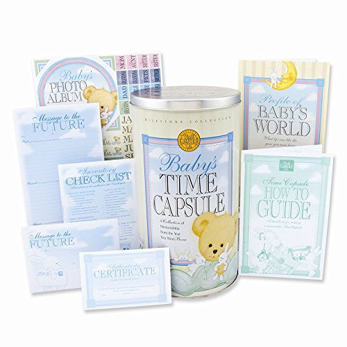 Milestone Collection Baby's Time Capsule - shopvistar