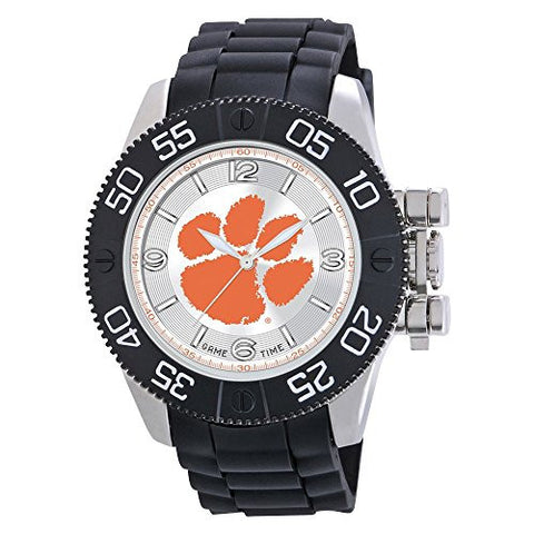 Mens Clemson University Beast Watch, Best Quality Free Gift Box Satisfaction Guaranteed - shopvistar