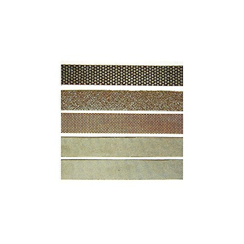 3M 120 Grit Flex Diamond Abrasive PSA Strip - shopvistar