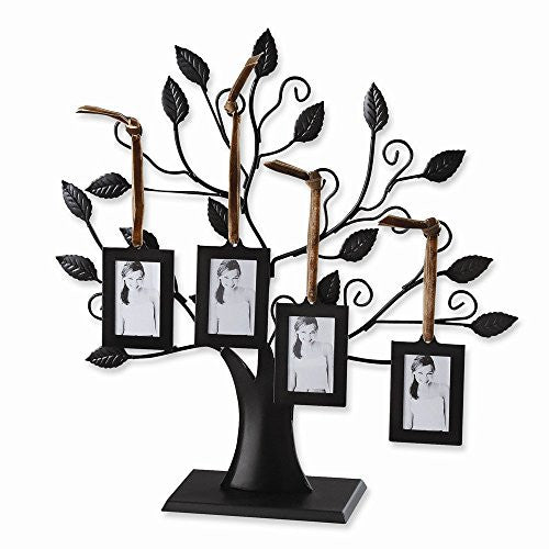 Tree of Life with 4 Hanging Wallet Size Frames - shopvistar
