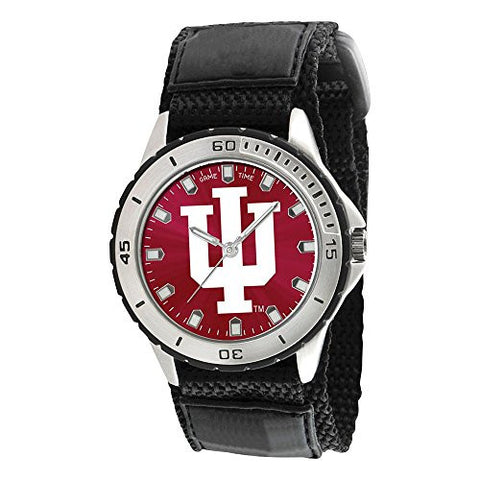Mens Indiana University Veteran Watch, Best Quality Free Gift Box Satisfaction Guaranteed - shopvistar