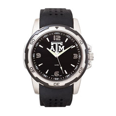 Texas A&M Stealth Men's Sport Watch - shopvistar