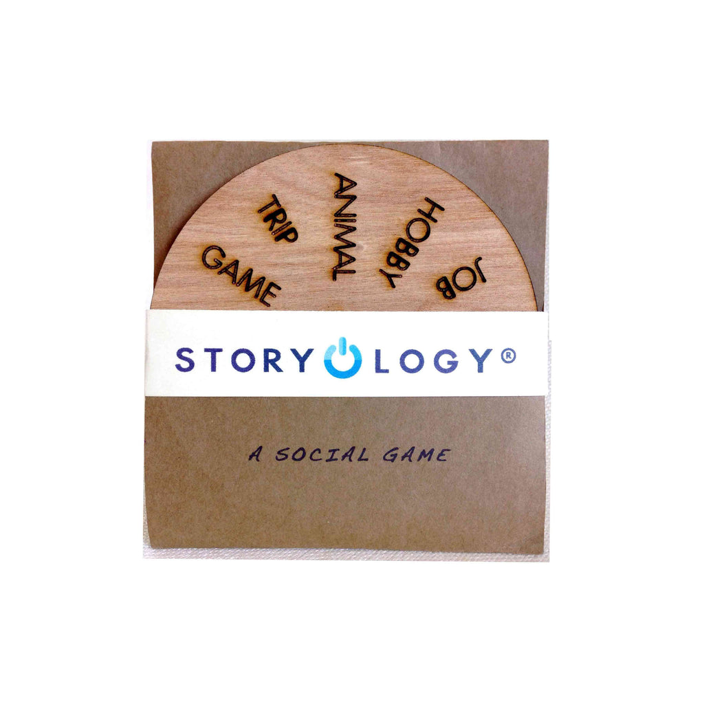 2016 Storyology Game Disc