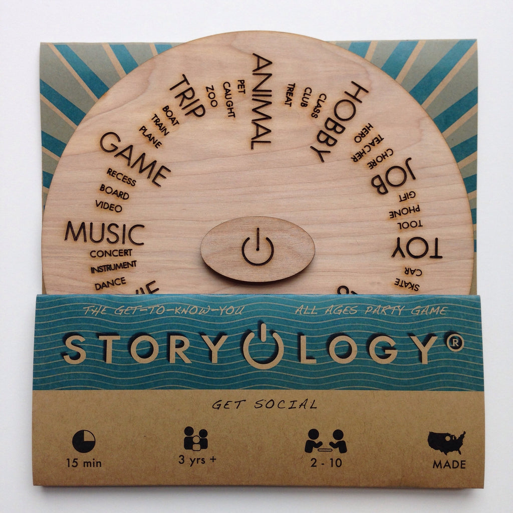 Storyology® Full Sized Table Game