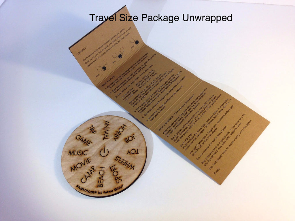 Storyology® Travel Size Game