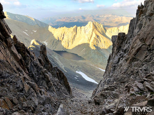Mount Williamson's West Face | TRVRS Outdoors
