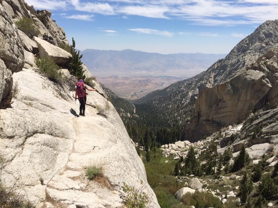 Ebersbacher Ledges North Fork Lone Pine Creek | TRVRS APPAREL