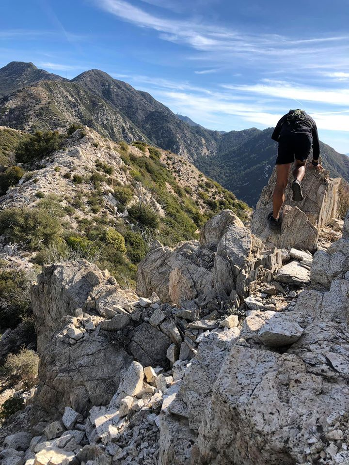Brown Mountain via Arroyo Seco - Exit Millard Canyon - San Gabriel Mountains, Angeles National Forest | TRVRS Outdoors
