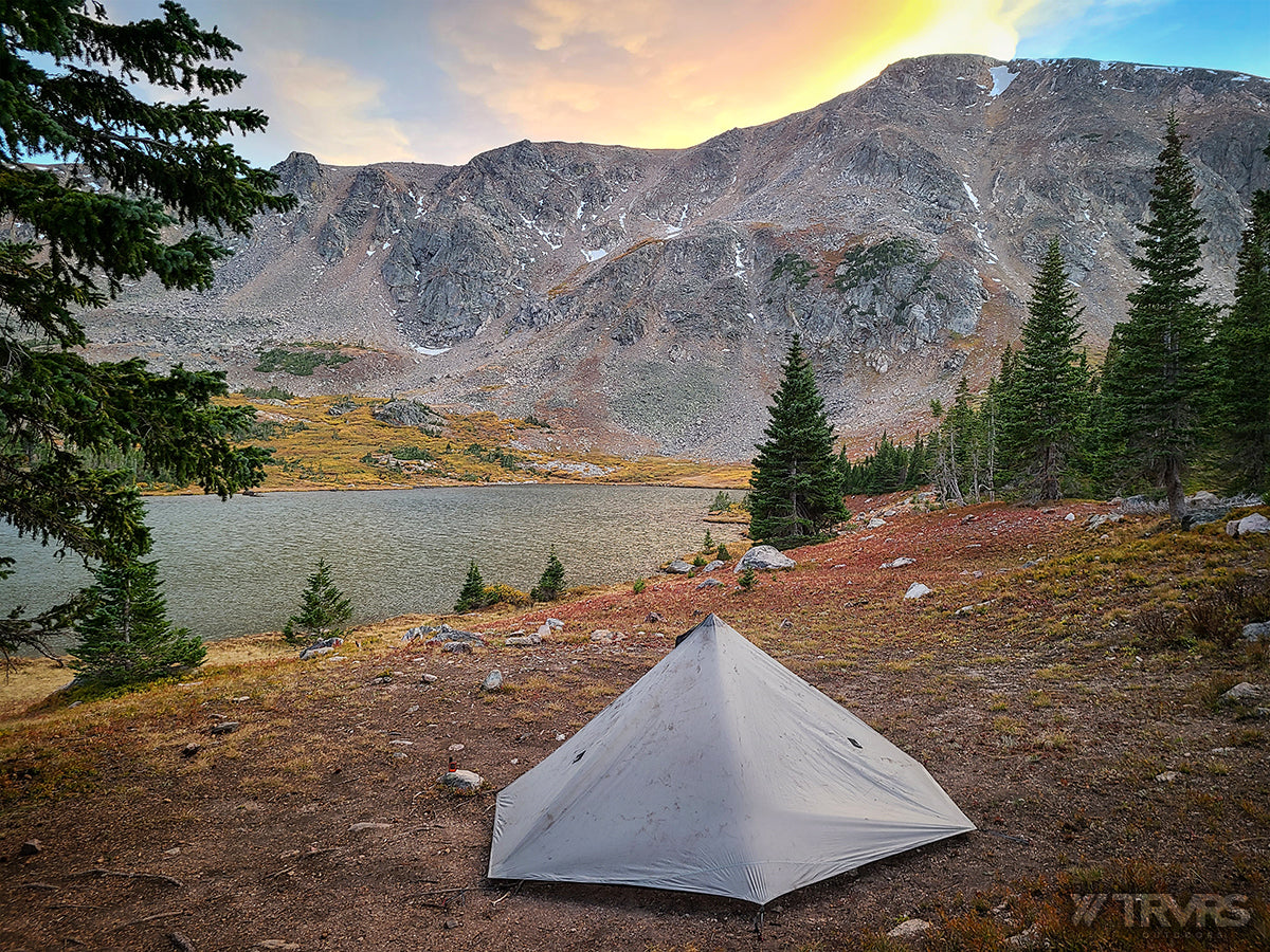 Caribou Lake - Pfiffner Traverse, Indian Peaks Wilderness, Arapaho, Colorado, Backpacking, Ultralight | TRVRS Outdoors